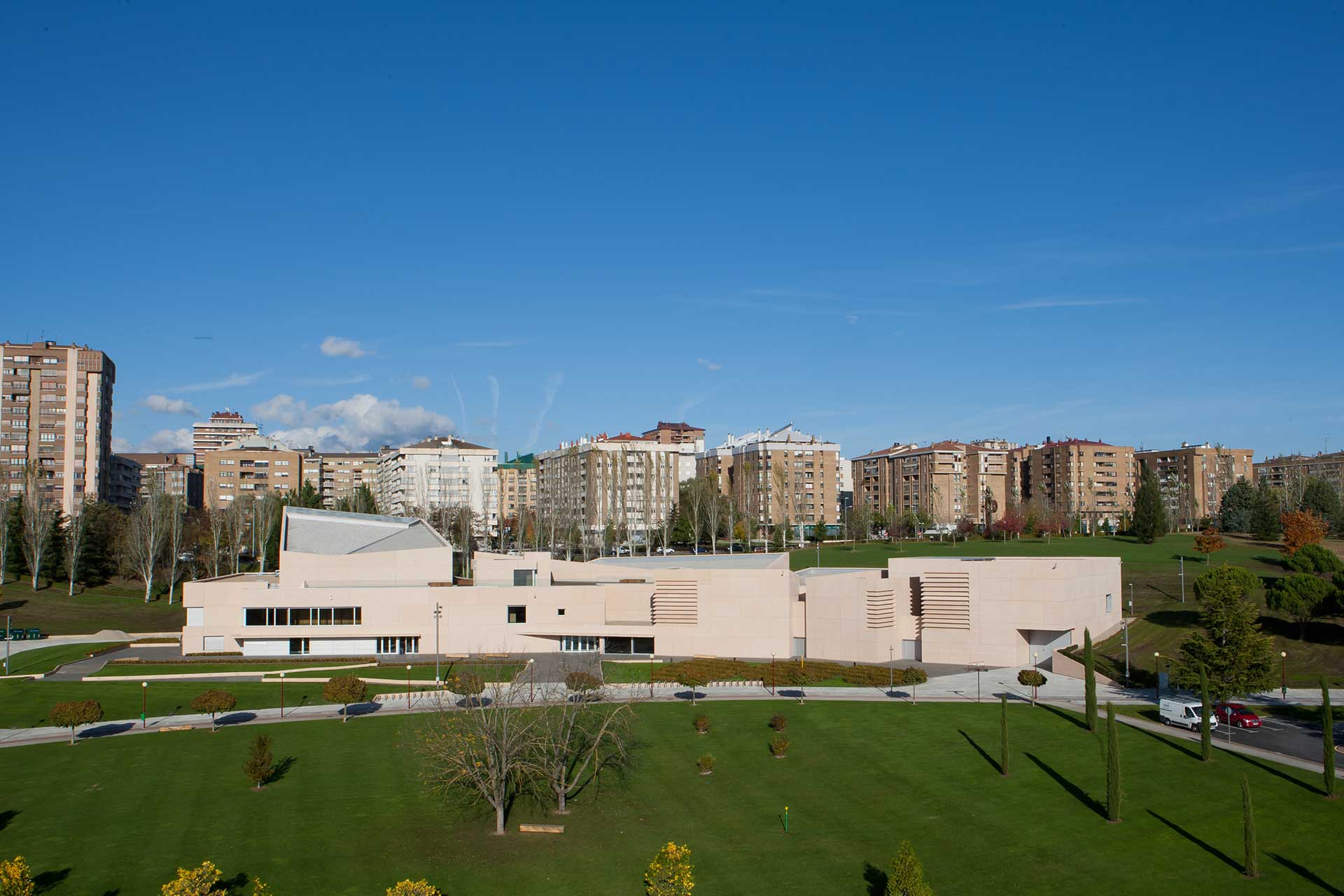 Logo de Museo Universidad de Navarra