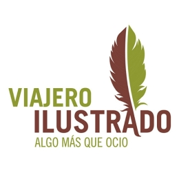 Logo de Viajero ilustrado