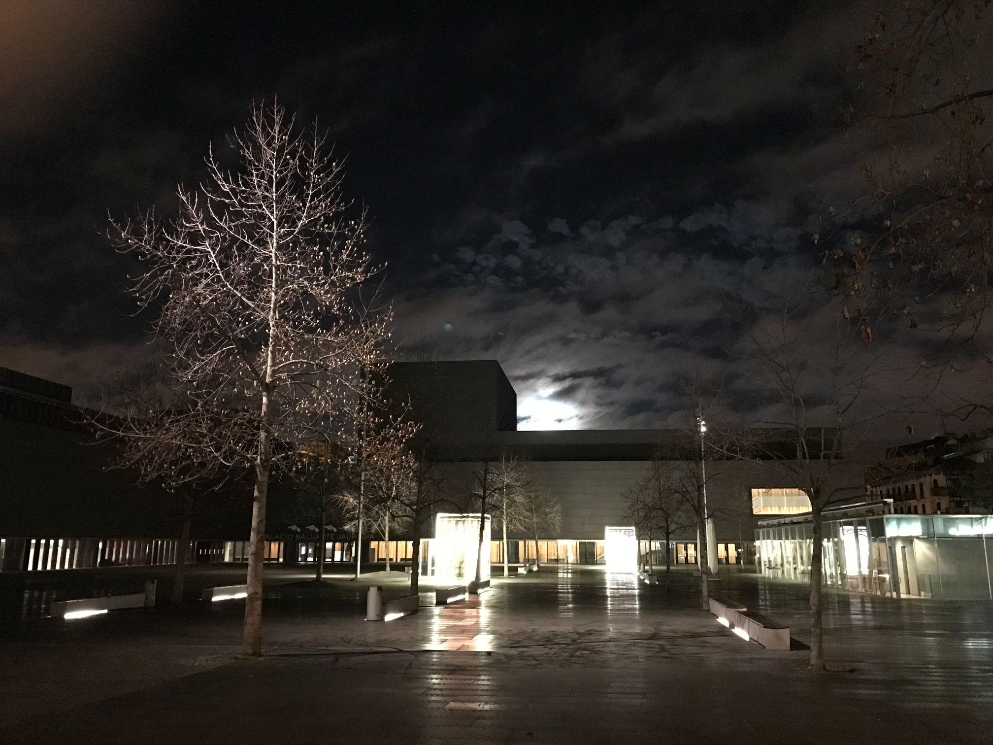 Fotografía de Palacio de Congresos y Auditorio de Navarra-Baluarte