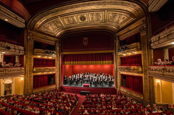 Fotografía de Teatro Gayarre