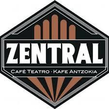 Logo de ZENTRAL